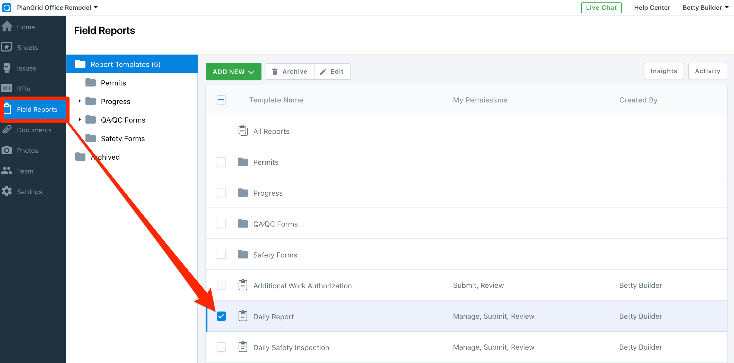 Troubleshooting Field Report PDF exports – PlanGrid