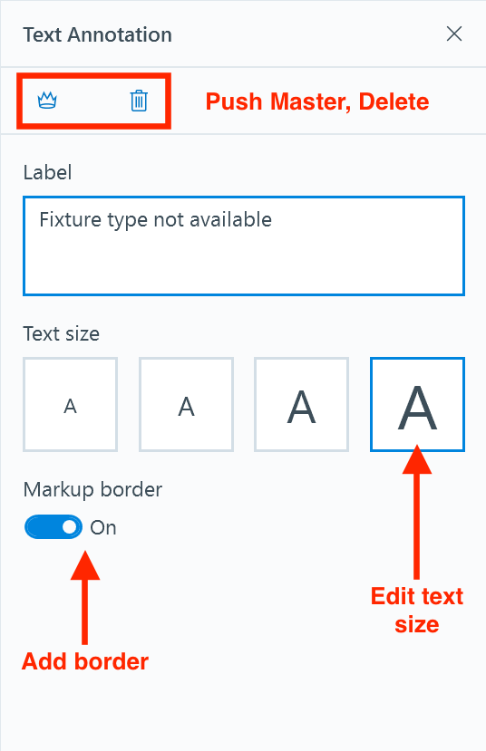 Creating, Viewing, and Modifying Markups on Windows – PlanGrid